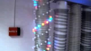RGB клип лайт бегающий