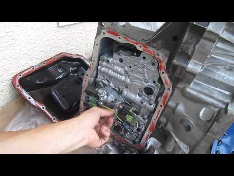 Control valve блок соленоидов Mazda FN4AEL, 4F27E