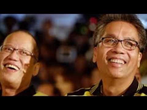Duterte:  Paggising ko, may salamin sa harap ko, si [Mar] Roxas, tumatawa. Sigaw ako ng Sigaw!