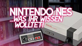 Nintendo NES FAQ | Wąs ihr schon immer über das NES wissen wolltet | NES Commando