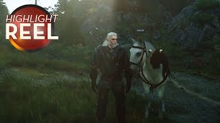Highlight Reel #123 - The Witcher 3