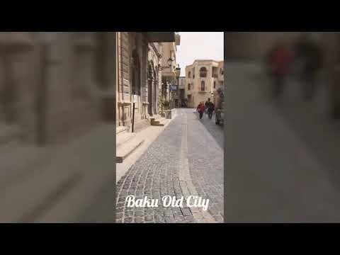 Baku Vlog 2018 Tour