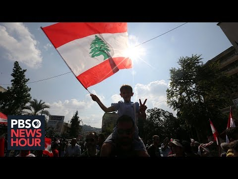 News Wrap: Lebanese government approves economic reforms amid mass protests