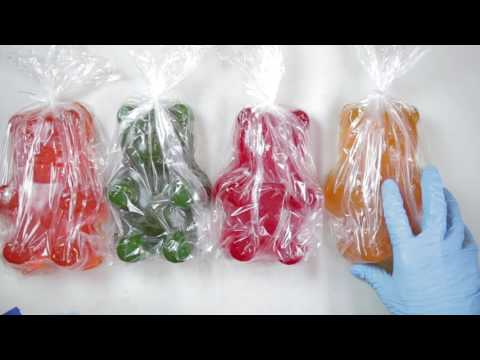 Haribomb Giant Haribo Gummy Bears! -- Production