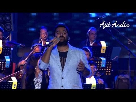 Arijit Singh Live 2017  Arijit Singh Mashup Live