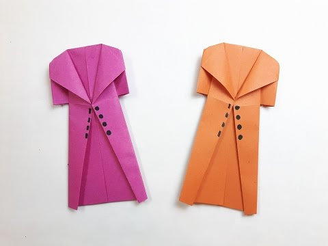 how to make an origami suit