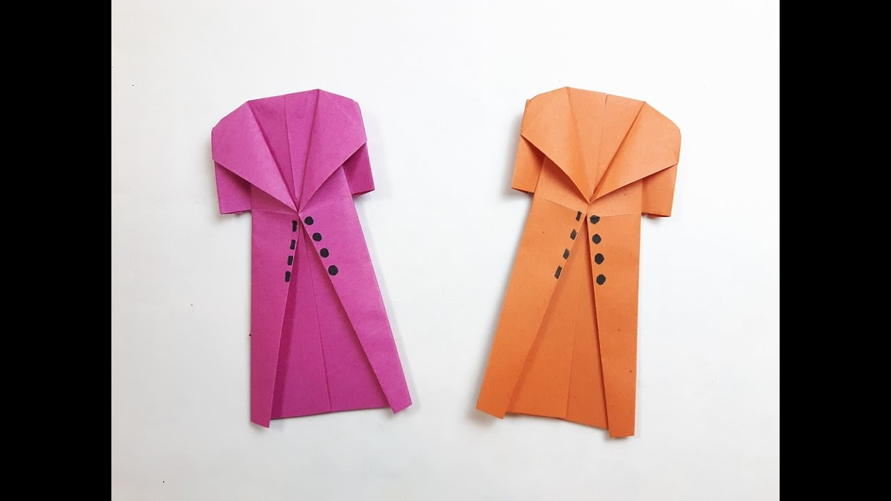 How To Make A Paper Coat
