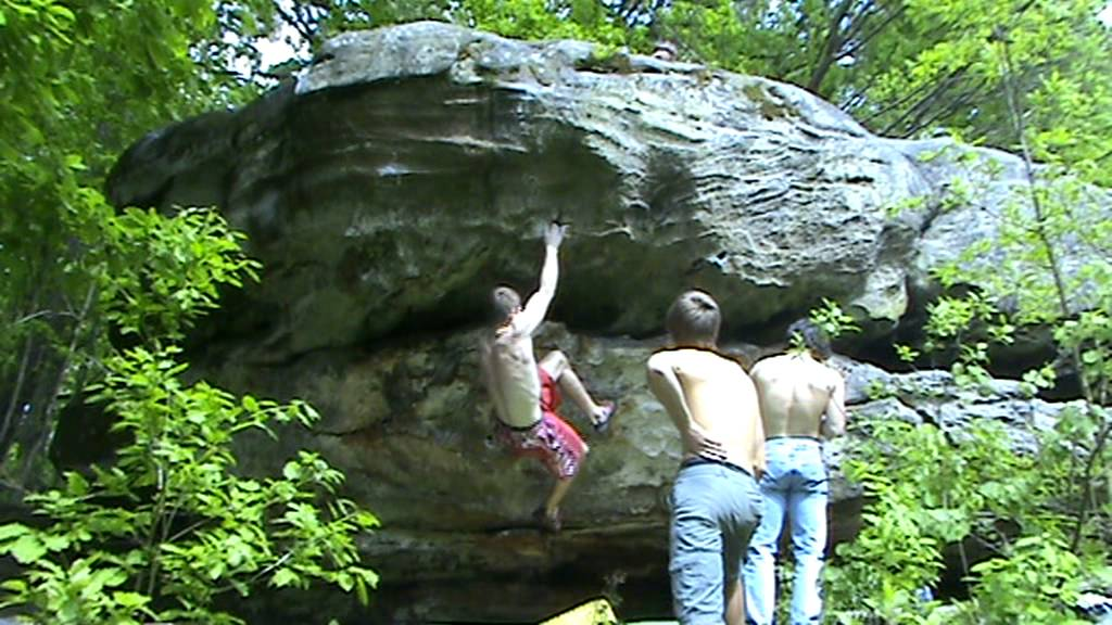 Adamow Bouldering Youtube