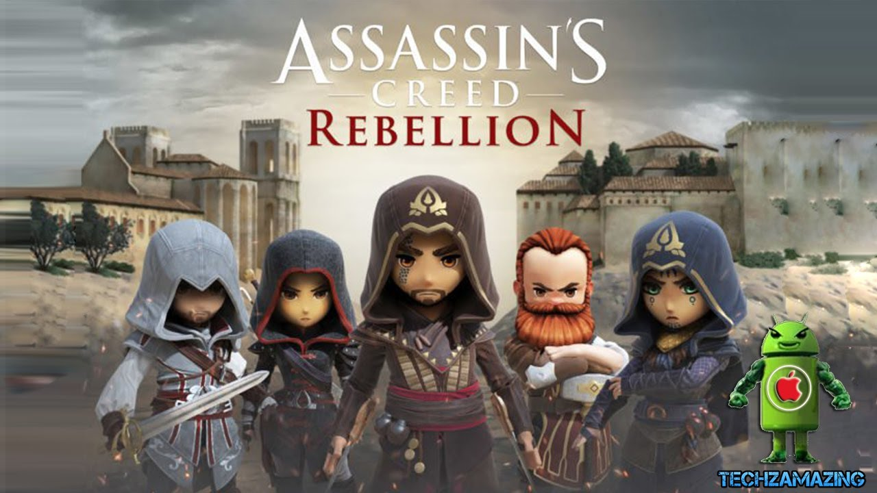 Assassin S Creed Rebellion Gameplay Android Ios By Ubisoft