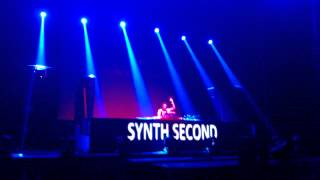 Synth Second - Euforia Festival: BTTR 2 - DJ Dean & Barbarez - It