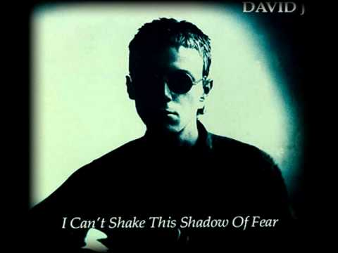 David J -  I Can't Shake This Shadow of Fear