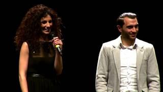 Festival internazionale del film corto Tulipani di seta nera 2016 ENS sordi sottotitoli Ester Vinci