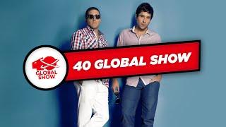 Cali y El Dandee en 40 Global Show