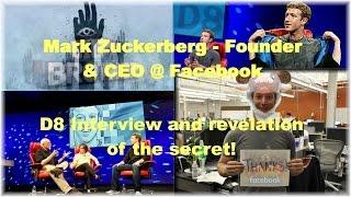 ☑️ Revelation of the Secret Mark Zuckerberg Founder & CEO @ Facebook  #ILLUMINATIS