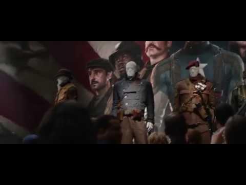 Captain America: The Winter Soldier - Bucky End Credits Scene