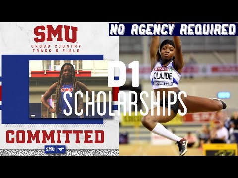 HOW TO GET A D1 SCHOLARSHIP WITHOUT AN AGENCY | HOW TO GET A FULL RIDE | TRACK & FIELD SCHOLARSHIPS