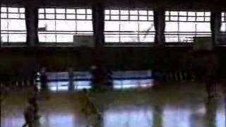 中学ハンドボール2007尾北カップ男子準決勝延長