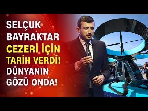Selçuk Bayraktar uçan araba Cezeri'yi tanıttı! Dünyanın gözü Cezeri'de