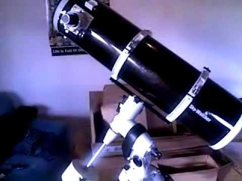 Skywatcher star discovery wifi az goto teleskop