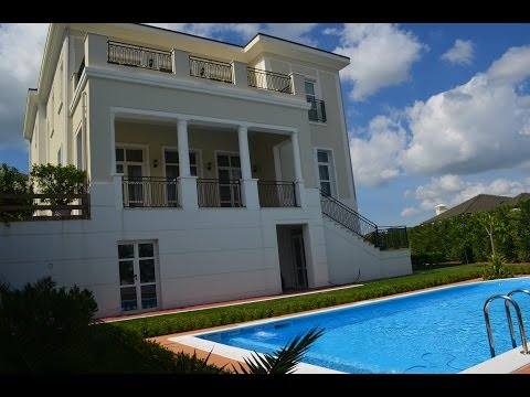 Villa with pool  for rent at Rolling Hills Residence - Albania Property Group