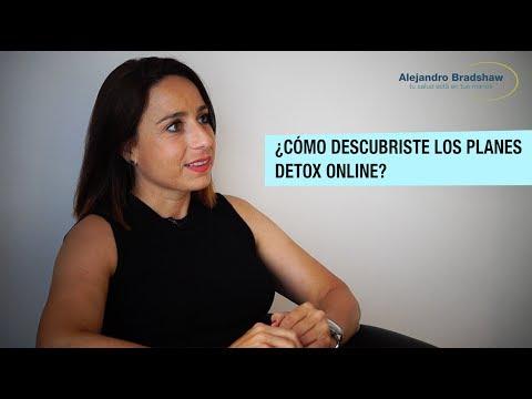 Entrevistas | Paciente que ha relizado un plan Detox Online
