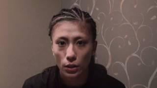 Gilrs S-cup 2011 MINA インタビュー