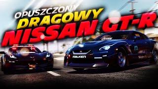 OPUSZCZONY DRAGOWY NISSAN GT-R - NFS: Payback