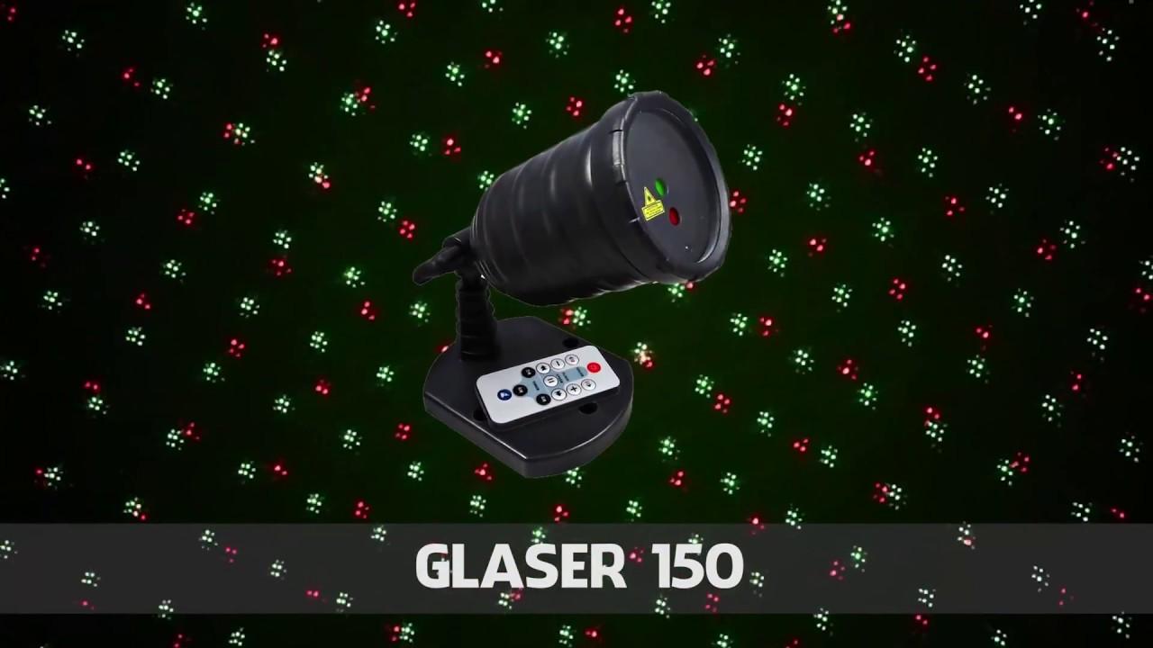 Laser da giardino led laser stellare w illuminazione