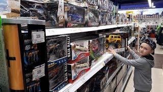 Обзор Радиоуправляемых игрушек Машины Катера Железная дорога Крутые Новинки и цены