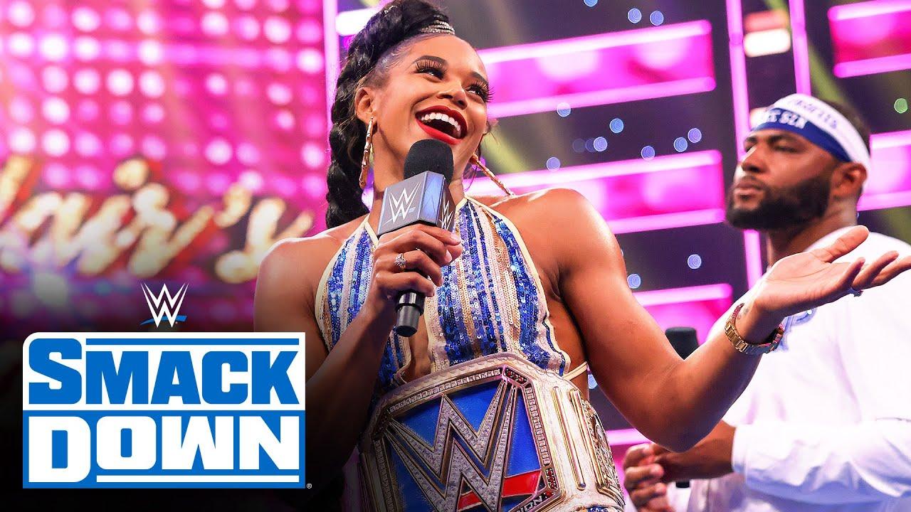 Backstage News Sasha Banks - Bianca Belair Storyline