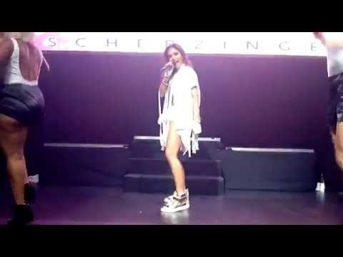 NICOLE SCHERZINGER LIVE AT CHAOS, CITY OF DREAMS MANILA, PH, FEBRUARY 14, 2015 FULL