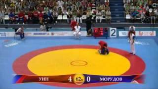 2010 Sambo President Cup : Uin vs. Marudov