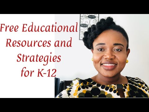 Teaching Remotely for Grades K-12. Free Resources and Strategies