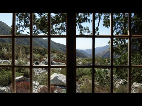 Mountain View  - Relaxing Video w/Natural Sounds - Stress Relief, Calm, Yoga, Meditation, Focus