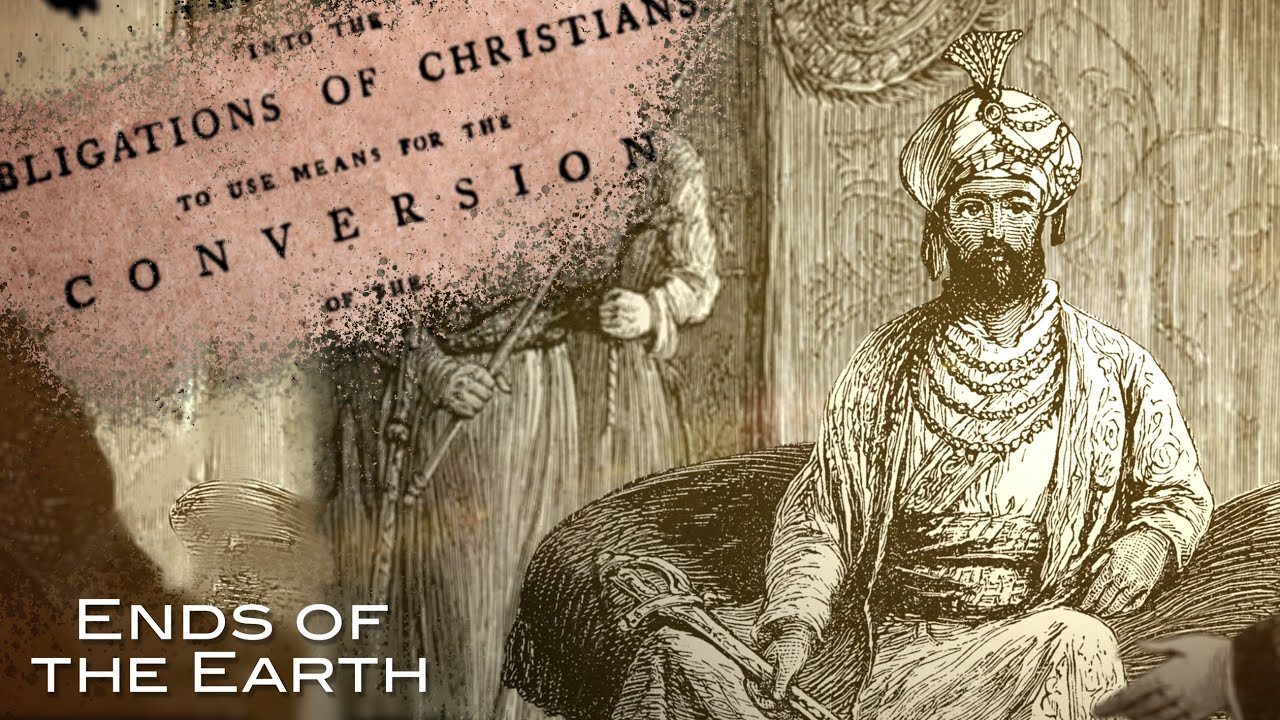 "The Continuing Growth of Christianity in India - ""Ends of the Earth"""