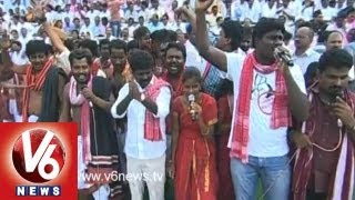 Mallepally Laxmaiah - Telangana songs - Sakala Janaberi Sabha 16