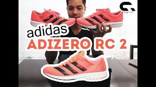 UNBOX: อาดิดาส อาดิซีโร่ อาร์ซี 2 [adidas adizero RC 2]