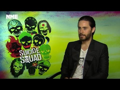 Suicide Squad: Jared Leto on the Joker being inspired by Bowie and 'sexual' new music