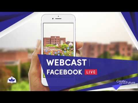 LUMS Open Day 2017 - Webcast engages a global audience
