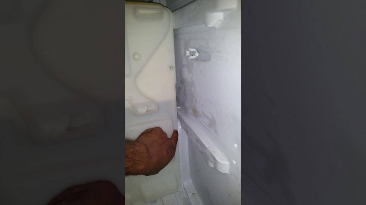 frigo ne fonctionne pas et le cong lateur fonctionne comment r parer cela youtube. Black Bedroom Furniture Sets. Home Design Ideas