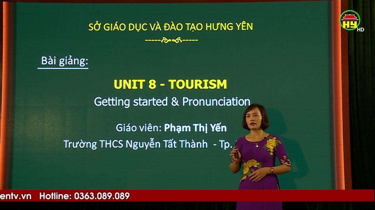 Dạy học trên truyền hình dành cho học sinh lớp 9: Môn Tiếng Anh, bài 10