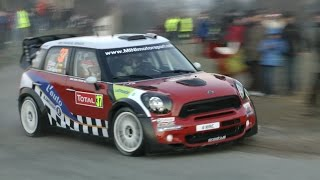 Mini Countryman JCW WRC Tribute [HD] PURE SOUND