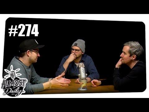 Almost Daily #274 | Randsport und unangenehme Telefonate mit Daniel, Donnie und Etienne | 28.01.2017