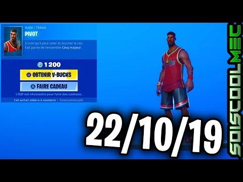 boutique-fortnite-22-octobre-2019,-nouveau-skins,-item-shop-october-22,-2019