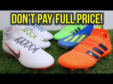 c55c81c66d77 DON'T GET RIPPED OFF ON 2018 WORLD CUP SOCCER CLEATS! *NIKE JUST DO IT &  ADIDAS ENERGY MODE*