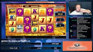 Really Nice Win From Genie Jackpots MegaWays!!
