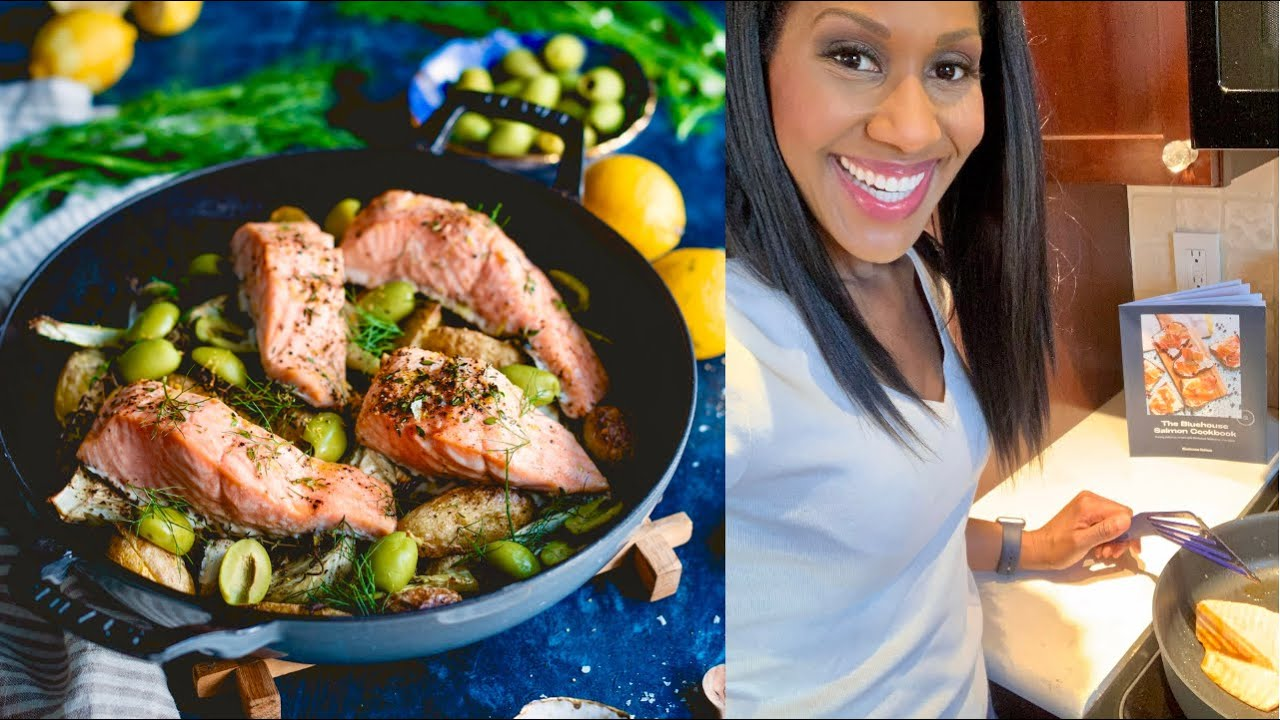 Bluehouse Salmon: Delicious, Sustainable Salmon & Certified by the American Heart Association