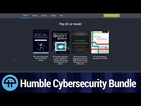 Get a Great Collection Of CyberSecurity Books for Cheap