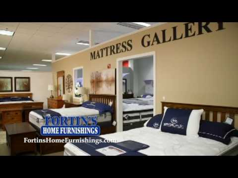 """Fortin's Home Furnishings - """"Serta Middle Of The Night"""""""