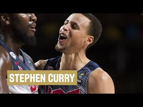 Curry: back-to-back FIBA Basketball World Cup Champion